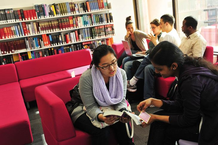 into-uea-studying-library