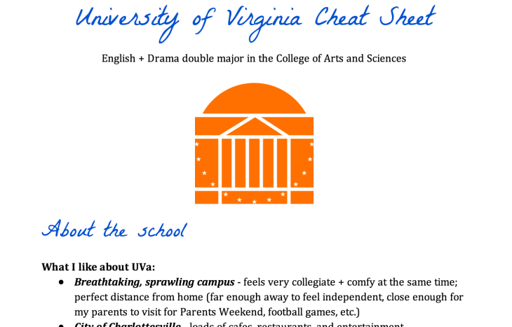 uva_interview_cheat_sheet_-_google_docs