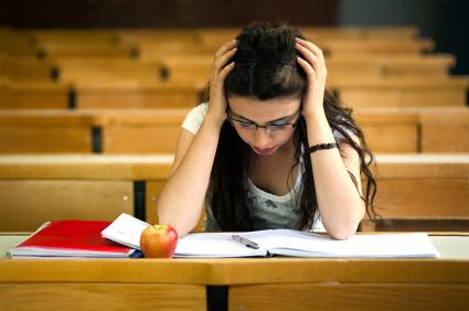 examination stress